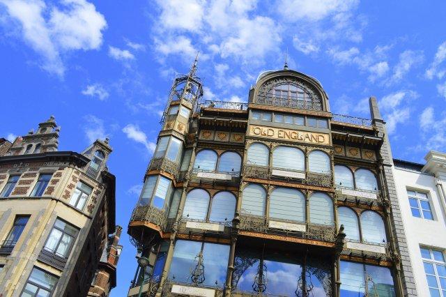 Музей музыкальных инструментов, Брюссель