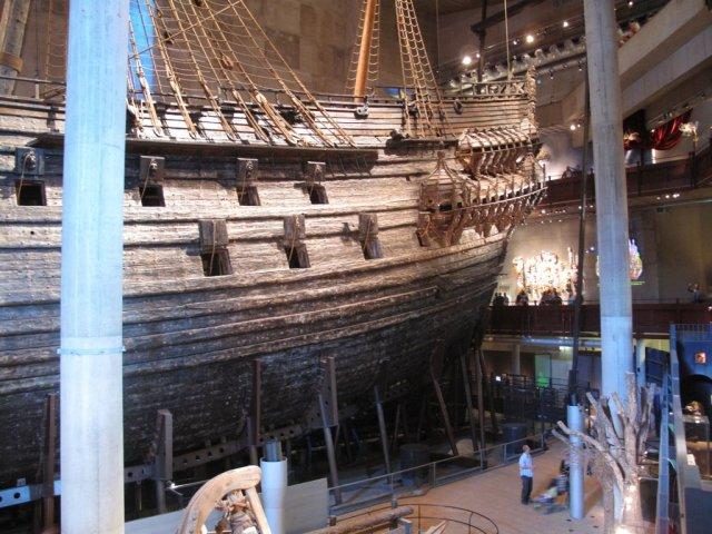 Музей Ваза, Стокгольм