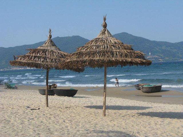 Пляж My Khe, Дананг