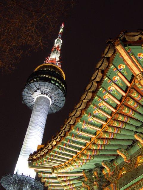 Башня Н-Сеул
