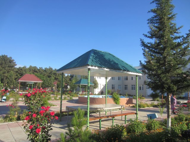 Нафталан, Азербайджан