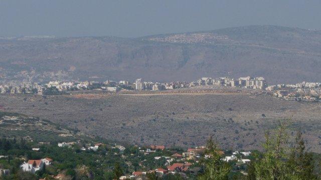Нагария, Израиль