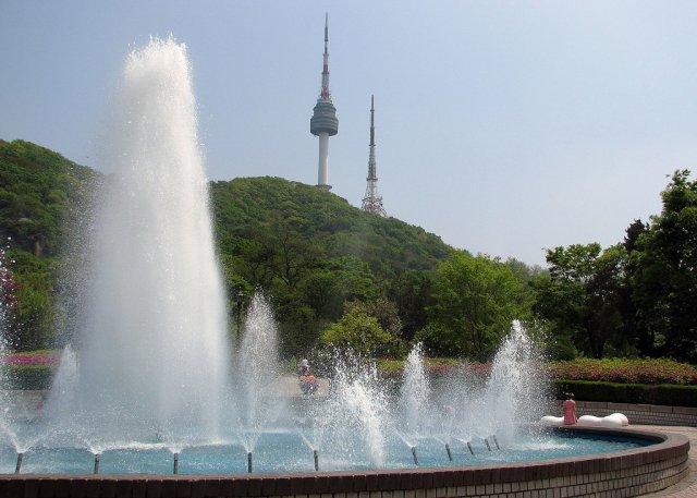 Парк Намсан, Сеул