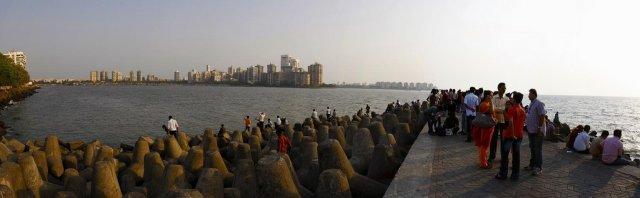 Район Нариман Поинт, Мумбаи