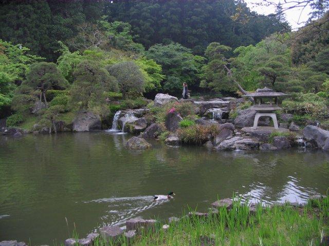 Парк Нарита в Японии