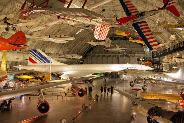 Национальный музей воздухоплавания и космонавтики