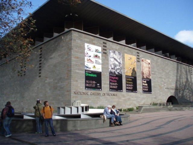 Национальная галерея Виктории, Мельбурн
