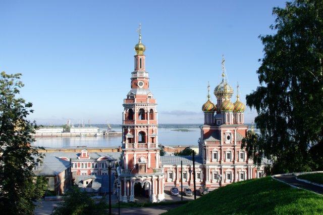 Рождественская (Строгановская) церковь, Нижний Новогород