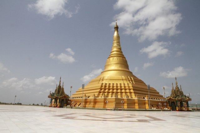 Нейпьидо, Мьянма