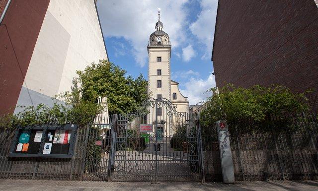 Церковь Неандеркирхе, Дюссельдорф