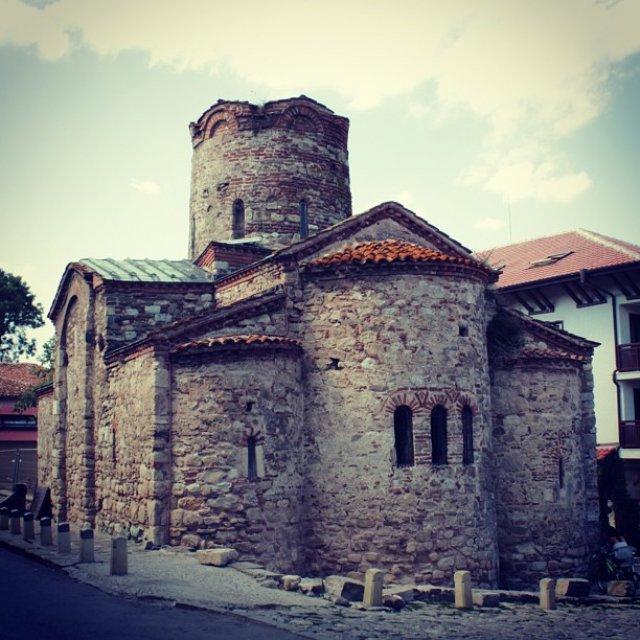 Церковь Святого Иоанна, Несебр