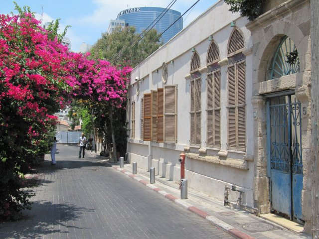 Неве-Цедек, Тель-Авив