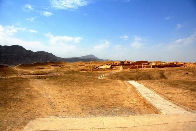 Ниса, Туркмения
