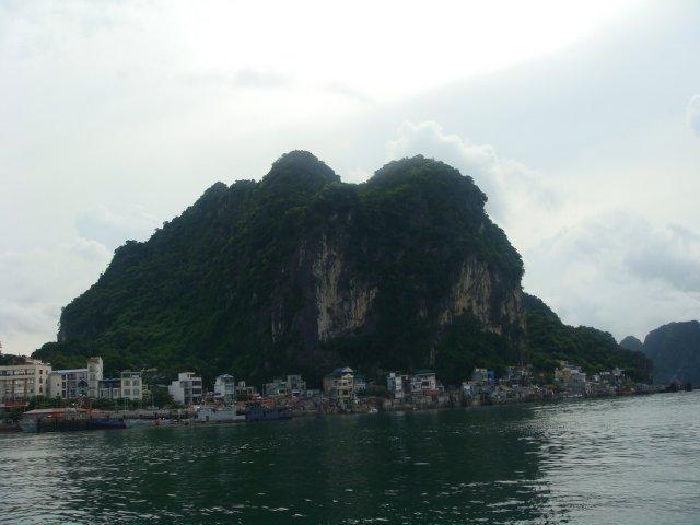 Гора Бай Ту, Халонг