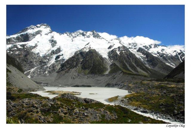 Южные альпы, Новая Зеландия