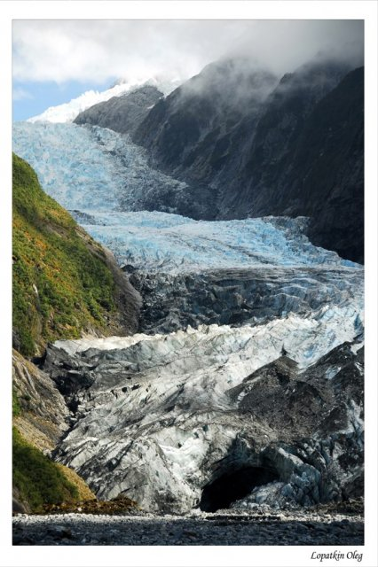 Ледник Франца Джозефа