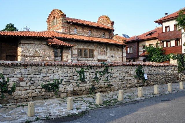 Старый город, Несебр
