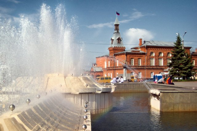Омск, Россия