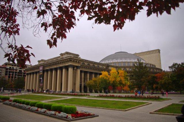 Новосибирский Государственный Академический Театр Оперы и Балета, Новосибирск