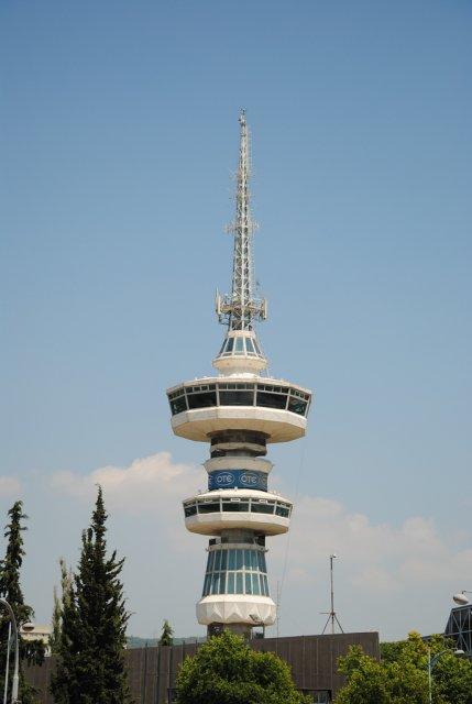 Телевизионная башня ОТЕ, Салоники