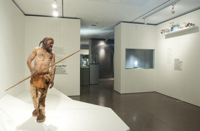 Южнотирольский археологический музей, Больцано