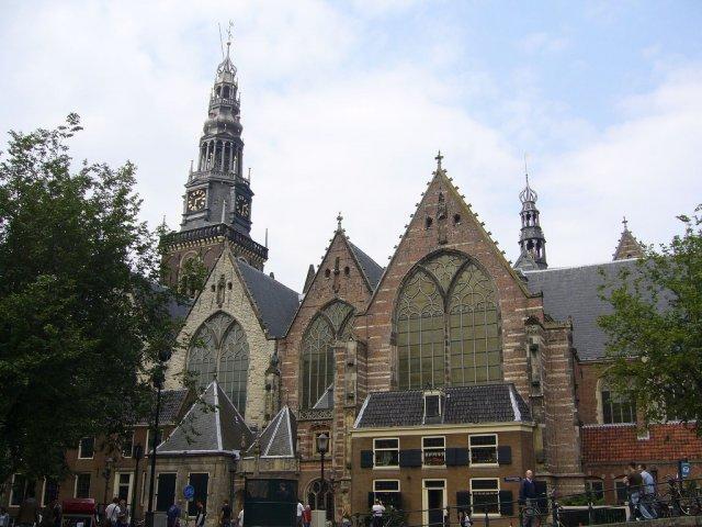 Церковь Аудекерк, Амстердам