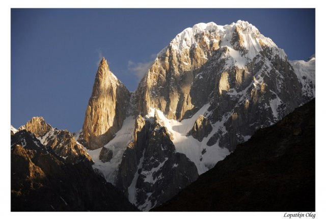Ledy Finger peak