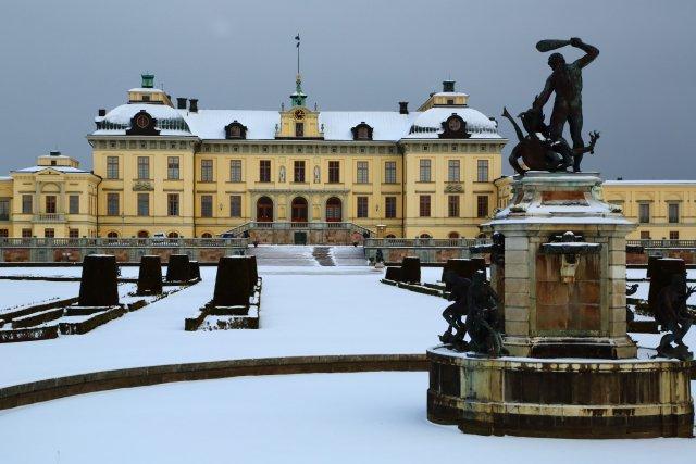 Дворцовый комплекс «Дроттнингхольм» и придворный театр, Стокгольм