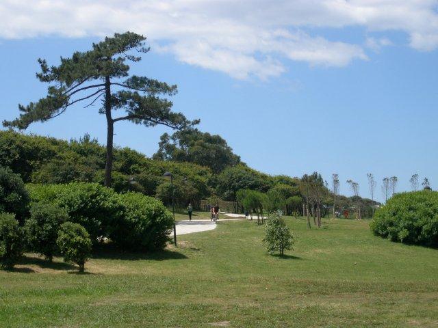 Городской парк Порту