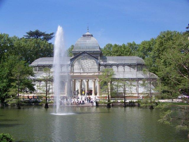 Парк Буэн-Ретиро, Мадрид