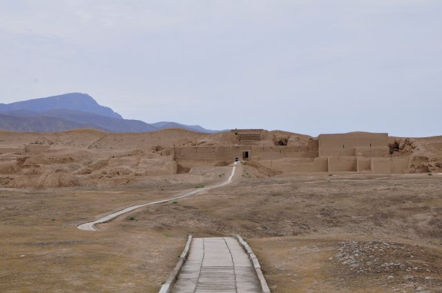 Парфянские крепости Нисы, Ашхабад