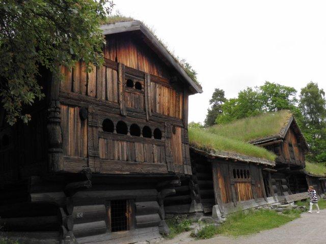 Музейный полуостров Бюгдой, Осло