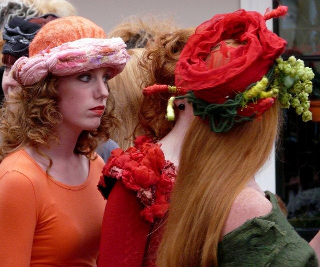 Праздник рыжих и конопатых в Голландии, Нидерланды