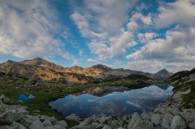 Национальный парк Пирин, Болгария