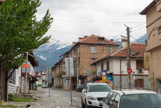 Улица Пирин, Банско