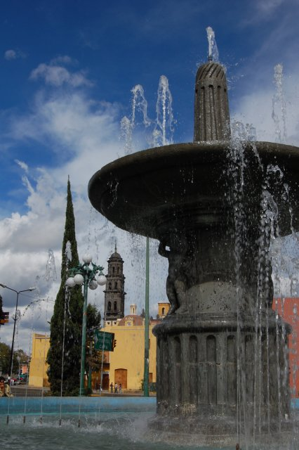 Пуэбла, Мексика