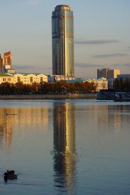 Бизнес центр «Высоцкий», Екатеринбург