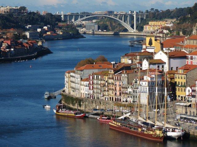Квартал Рибейра, Порту