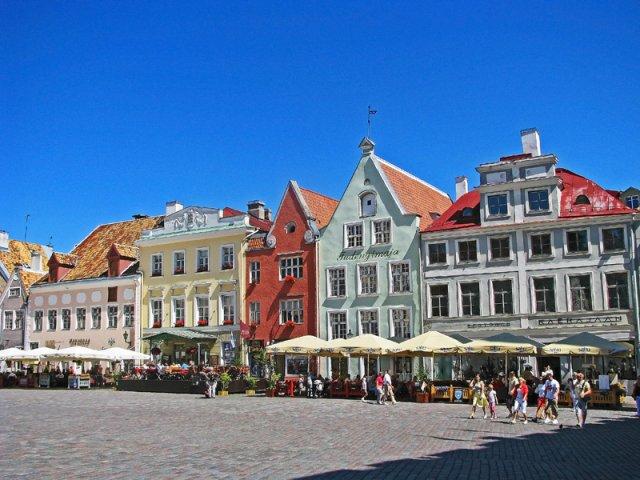 Ратушная площадь, Таллинн