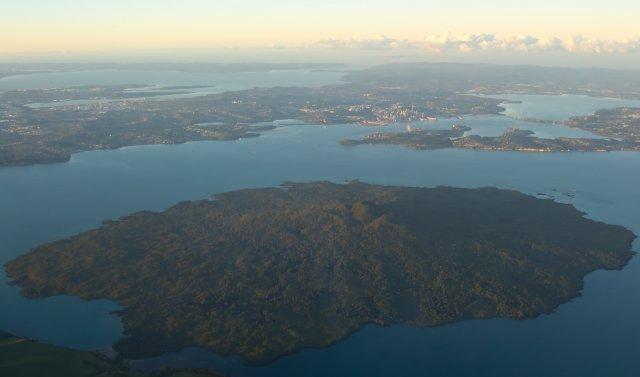 Остров Рангитото, Новая Зеландия