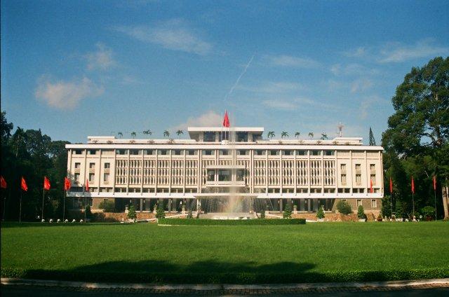 Дворец Воссоединения, Хошимин