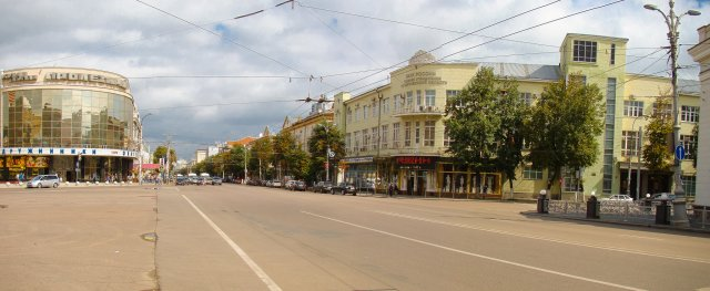 Проспект Революции, Воронеж