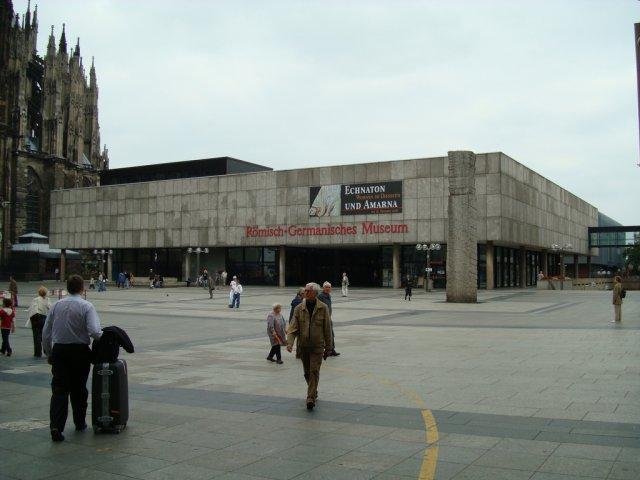Римско-Германский музей, Кёльн