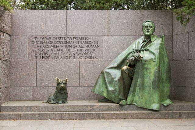 Мемориал Рузвельта, Вашингтон