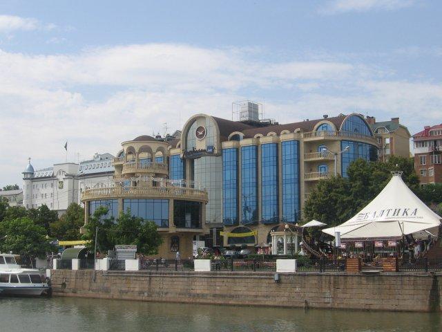 Набережная реки Дон, Ростов-на-Дону
