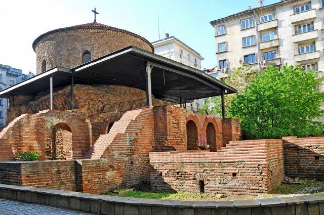 Ротонда Святого Георгия, София