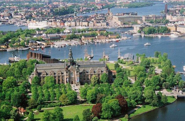 Остров Юргорден, Стокгольм
