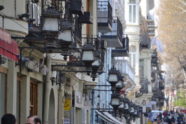 Проспект Руставели, Тбилиси