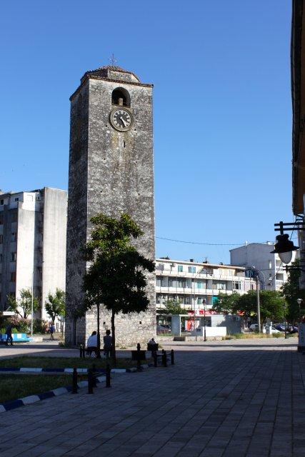 Часовая башня Салат-Кула, Подгорица
