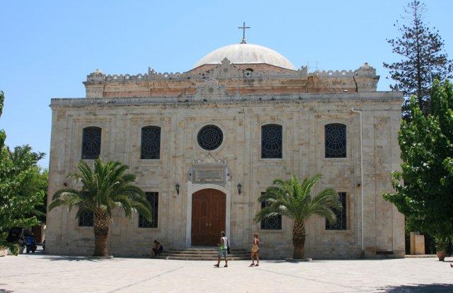 Церковь Святого Титуса, Ираклион